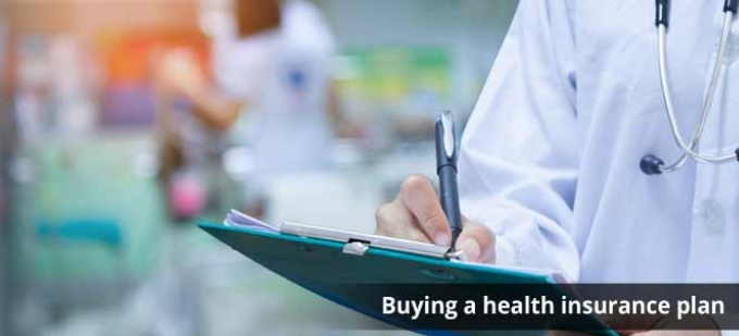 5 things to look at while buying a health insurance plan