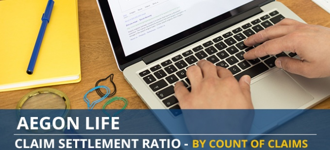 Aegon Life Claim Settlement Ratio Trend - Individual Death Claims by Number of Claims