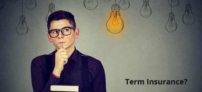 I am young and unmarried, should I buy a term insurance plan?