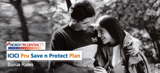 ICICI Prudential Save N Protect Plan Bonus Rates. Calculate returns & Maturity Value
