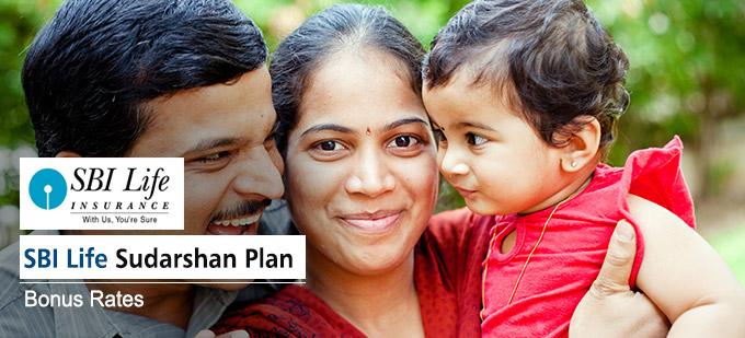 SBI Life Sudarshan Plan Bonus Rates. Calculate returns & Maturity Value