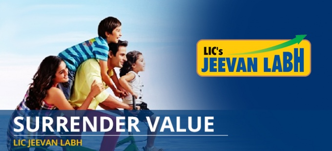 Surrender Value in LIC Jeevan Labh Plan - Check your ...
