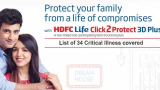 List of 34 Critical Illness covered in HDFC Life Click 2 Protect 3D Plus plan