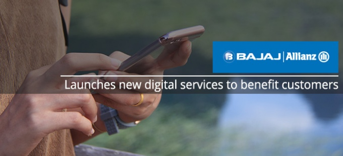 Bajaj Allianz General Insurance launches new digital services to benefit customers