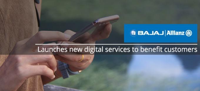 Bajaj Allianz General Insurance launches new digital ...