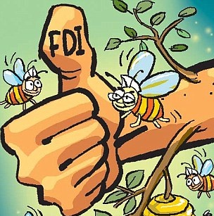 Insurance Sector Receives USD 341.43 million FDI between March-Sep