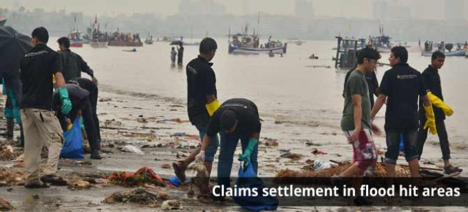 IRDAI asks life insurers for expeditious settlement of claims in flood hit areas