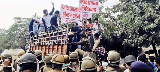 Jat Quota Stir: Haryana asks insurance cos to settle claims