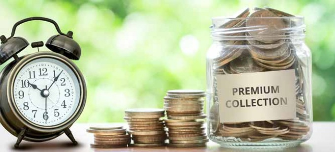 New business premiums for life insurers fall 27% in November
