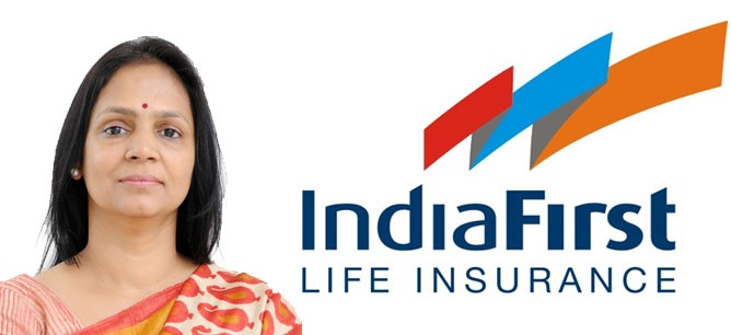 R M Vishakha  is the new CEO of IndiaFirst Life Insurance
