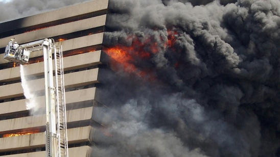 RBI building that caught fire is insured with New India Assurance