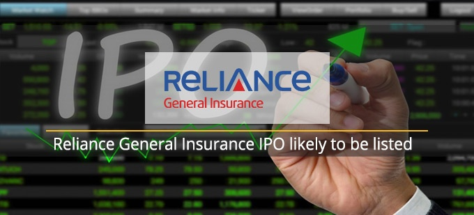 Reliance General Insurance IPO likely to be listed