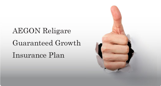 AEGON Religare Guaranteed Growth Insurance Plan