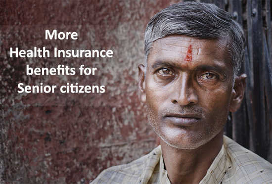 Health Insurance Benefits for Senior Citizens from Budget 2012-13