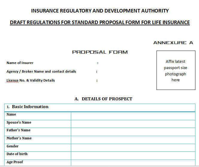 Proforma_Life_Insurance_Proposal_Form