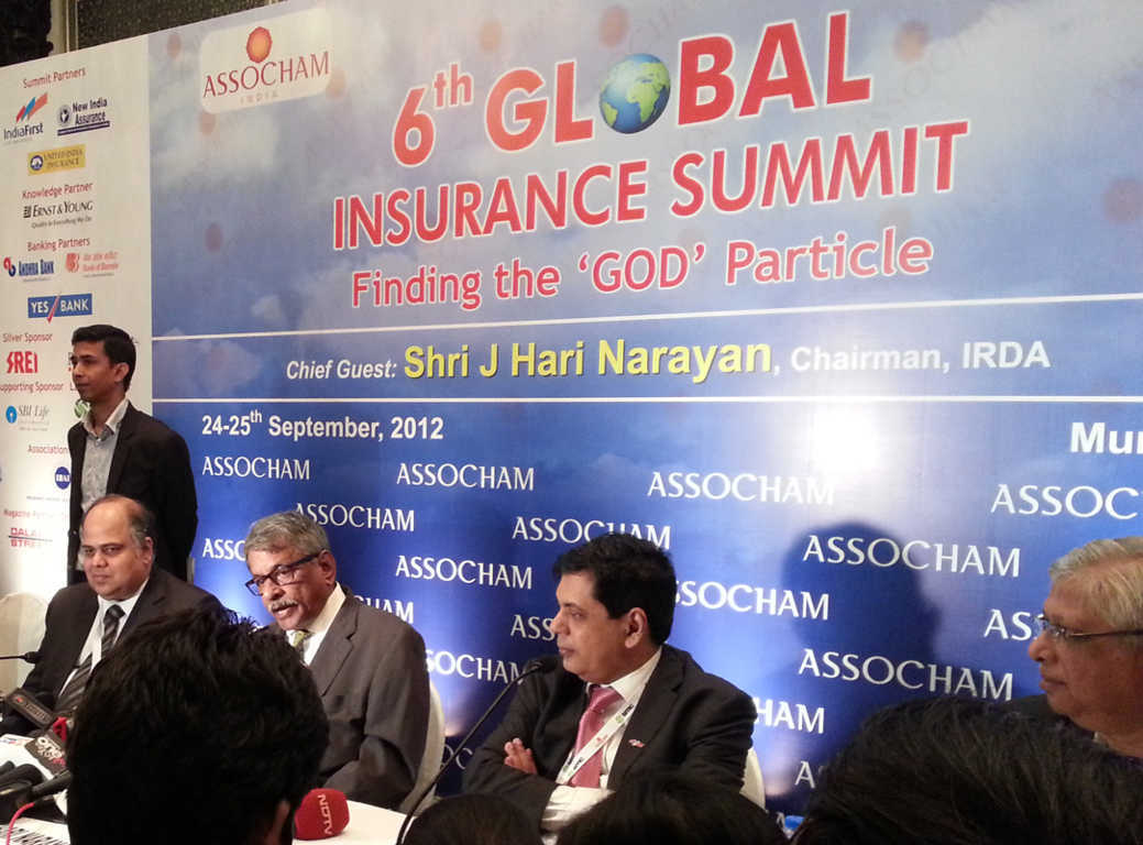 6th Global Insurance Summit – Finding the God Particle