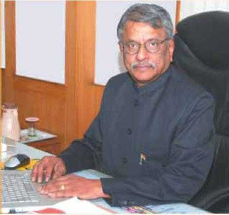 IRDA Chairman J Harinarayan