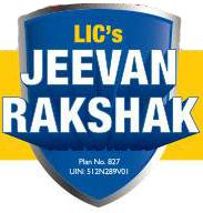 LIC Jeevan Rakshak Logo